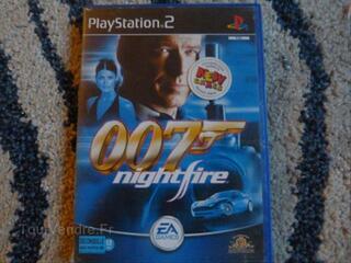 007 Nightfire PS2