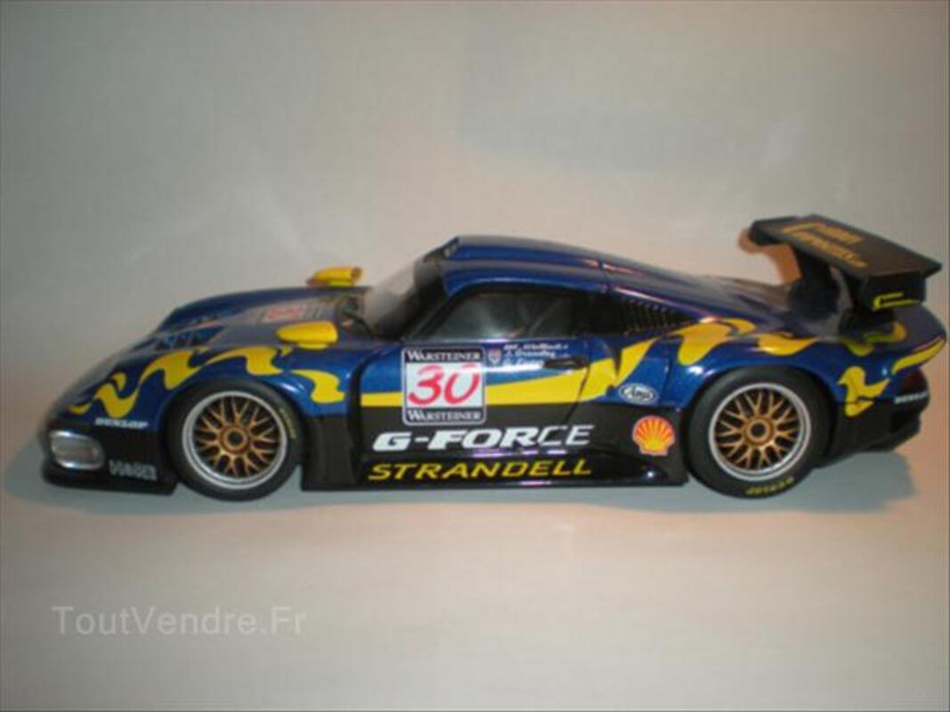 1/18 Porsche 911 GT1 #30 G Force UT Models TBE 64587303