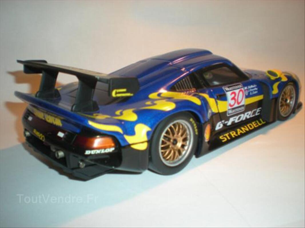 1/18 Porsche 911 GT1 #30 G Force UT Models TBE 64587304