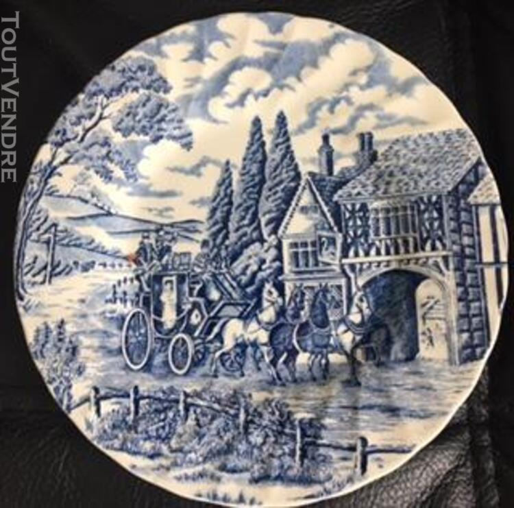 1 Assiette Anglaise (ROYAL WESSEX) 280310374