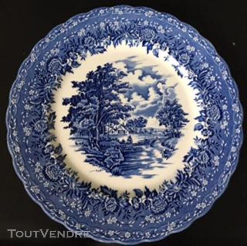 1 Assiette plate de 28 cm (COUNTRY STYLE) 411041843