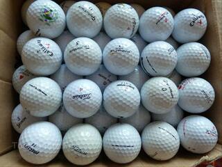 100 Balles de golf sans inesis