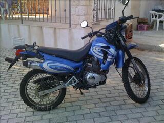 125 cc BON ETAT GENERAL ANNEE 2010 - 6200 km