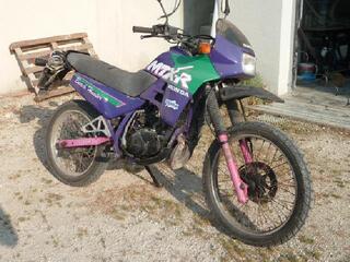 125 HONDA  MTX R