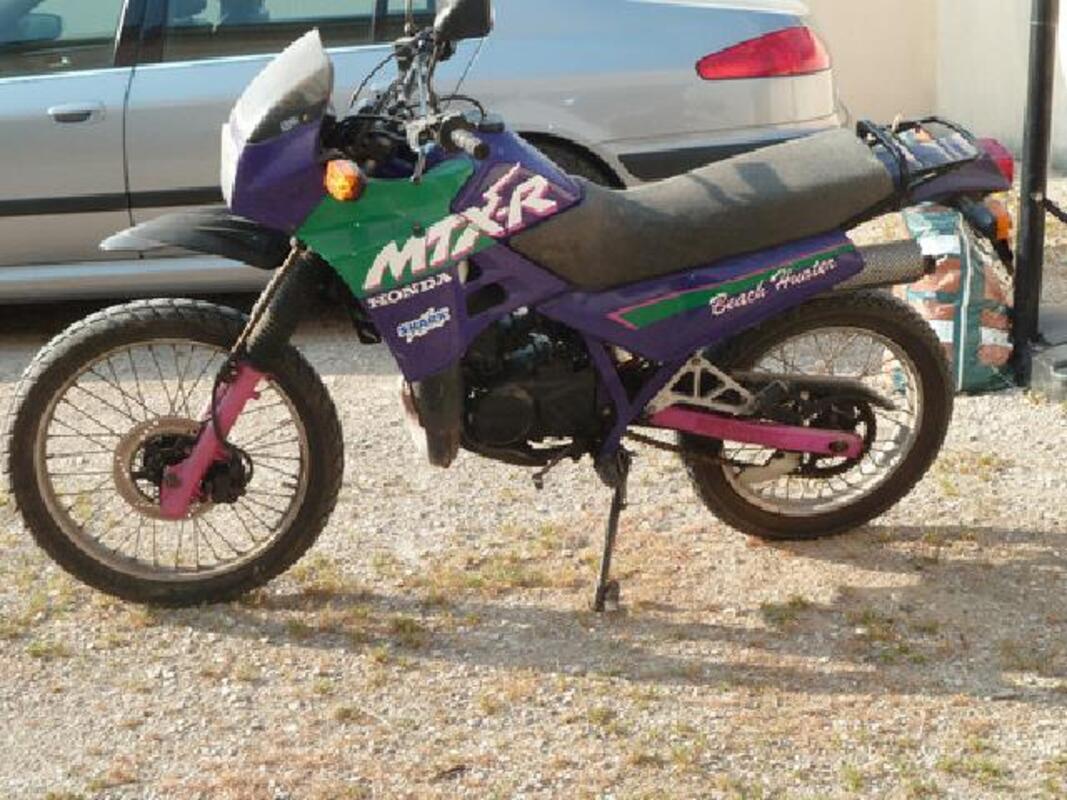 125 HONDA  MTX R 95903191