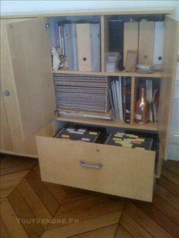 2 armoires de bureau EFFEKTIV IKEA 85261430