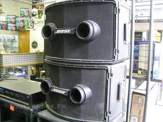 2 Baffles large bande BOSE 802