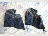 2 cagoules moto taille universelle