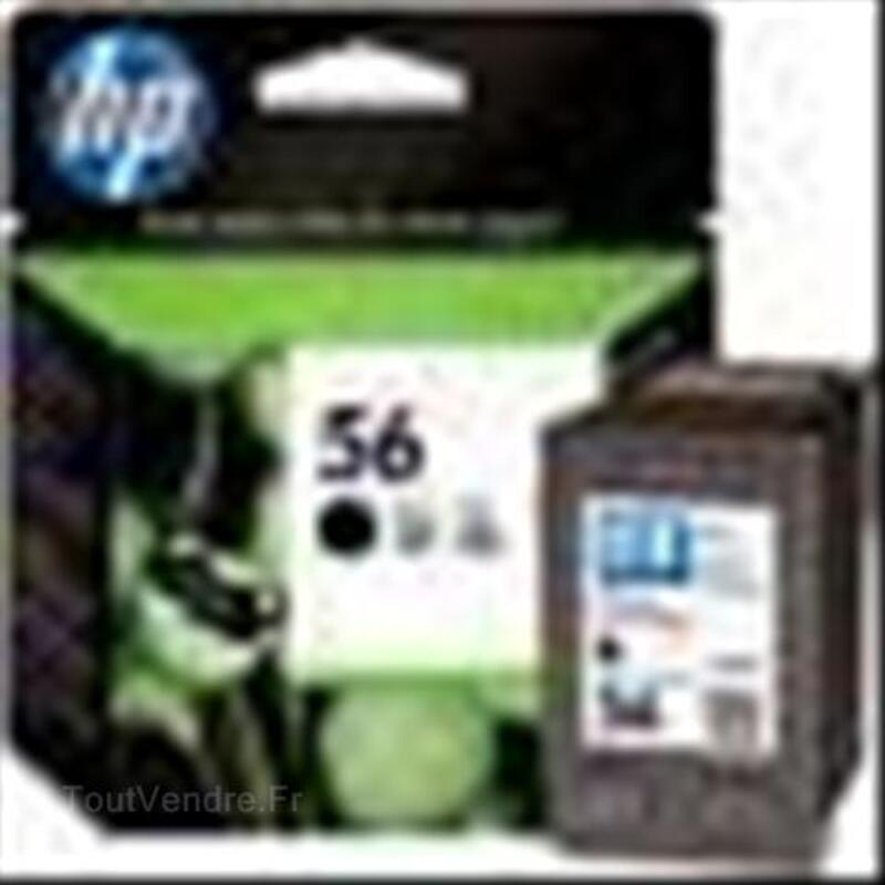 2 cartouches d'encre HP 56 et HP 57 56019286