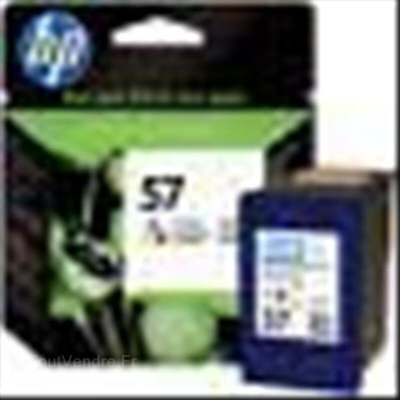 2 cartouches d'encre HP 56 et HP 57 56019287