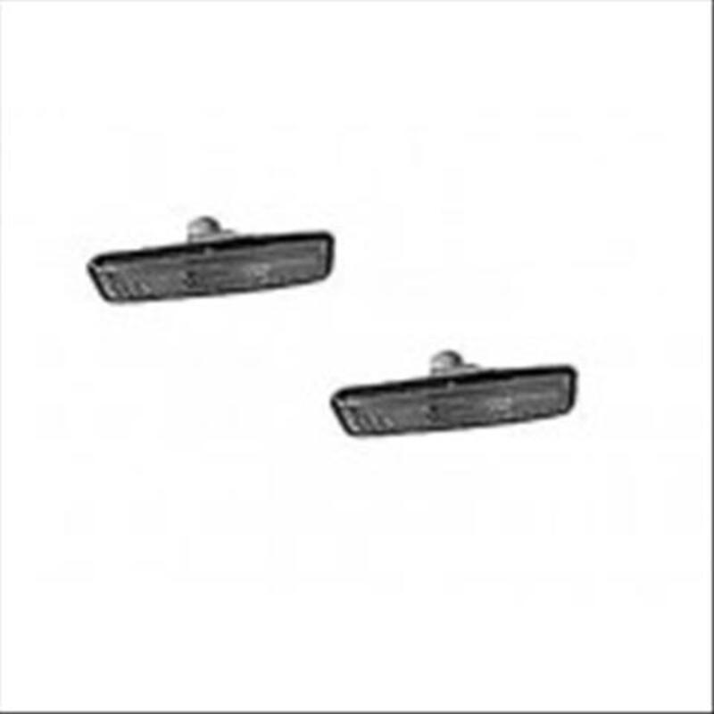 2 CLIGNOTANTS REPETITEURS BLANC BMW E53 X5 05/2000 À 02/2007 103022586