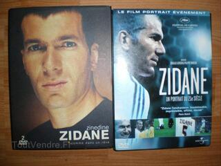 2 dvd sur zidane
