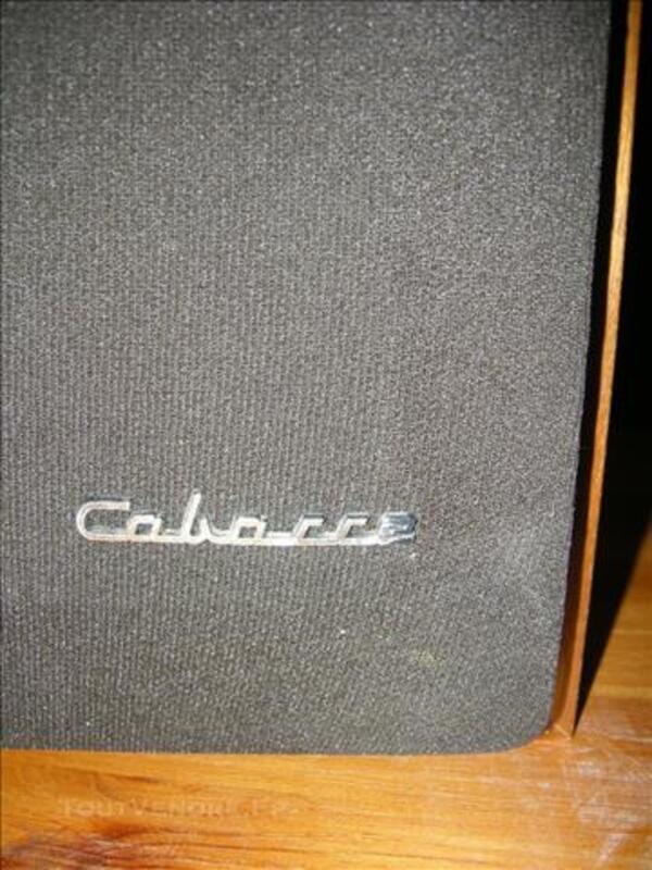 2 enceintes haut-parleurs Cabasse 77521367