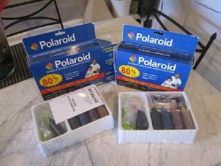 2 kits de recharge universel Polaroid (Neufs )