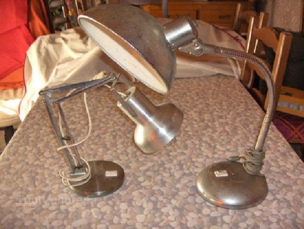 2 lampe de bureaux ancienne 96261441