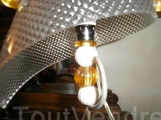 2 LAMPES DE CHEVET VINTAGE