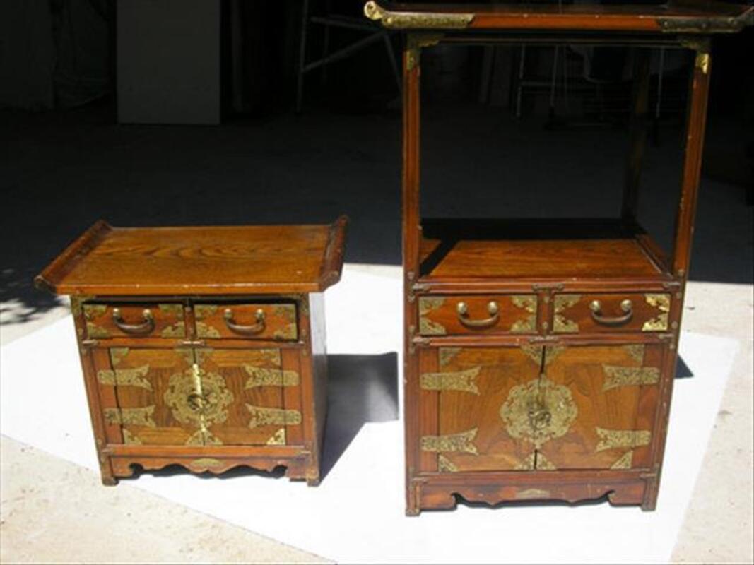 2 meubles asiatiques 84049278