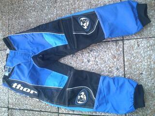 2 Pantalons moto cross