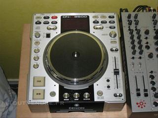 2 platines CD/DJ - Denon DN-S3500