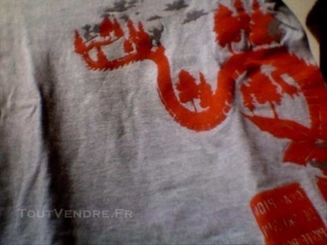 2 T-shirts PETIT BATEAU 3 ans+ ARMOR-LUX 3 ans 84641389