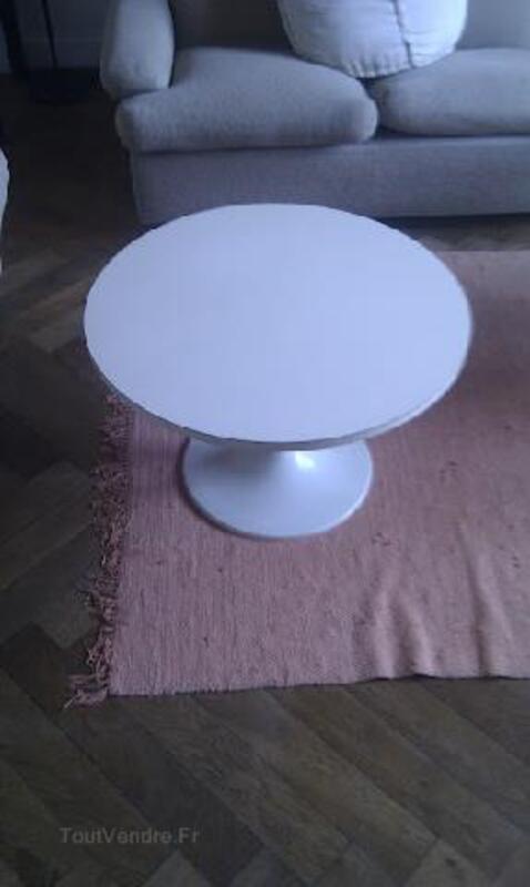 2 tables basses vintage annee 1970 90784716