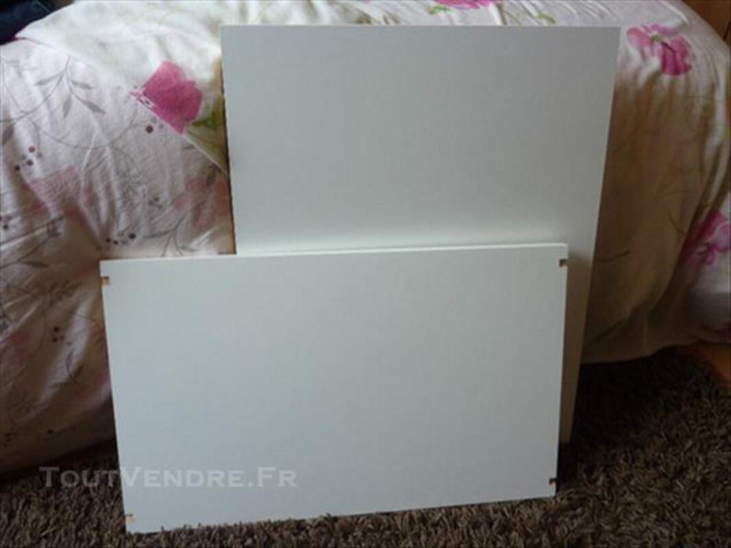 "2 TABLETTES ""RATIONNEL""  IKEA NEUVES 84572659"
