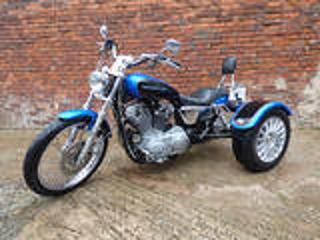 2004 Harley Davidson XL883C