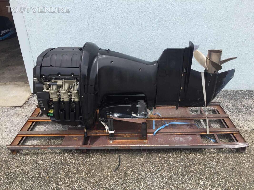 2004 MERCURY YAMAHA F225 225 ch moteur hors-bord 231654469