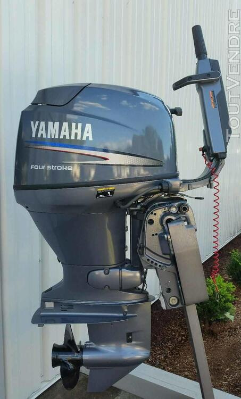 2004 Yamaha 40 Four Stroke avec 15 arbres courts 220734362