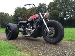2005 Harley Davidson VRSCR