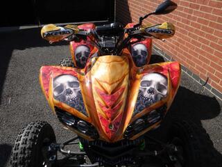 2005 Kawasaki KFX 700