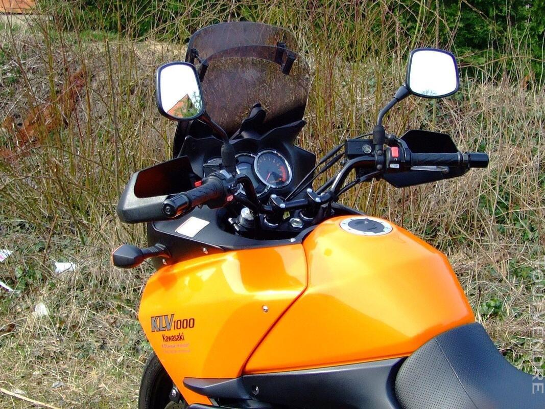 2005 Kawasaki KLV 1000 DL 1000 paquet Voyage V-Strom 229555285