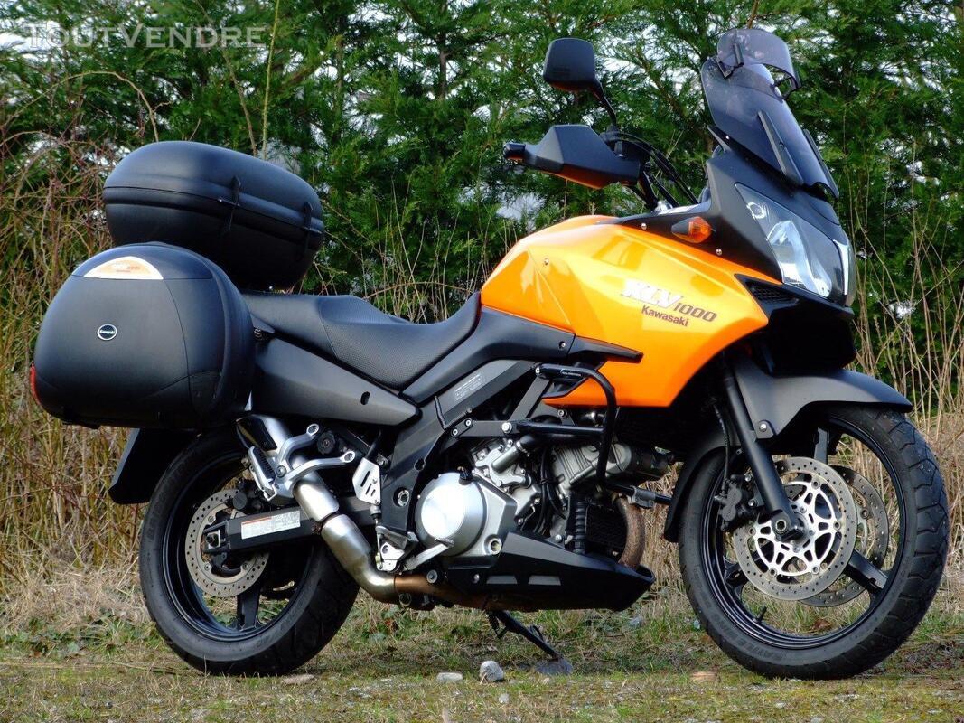 2005 Kawasaki KLV 1000 DL 1000 paquet Voyage V-Strom 229555288