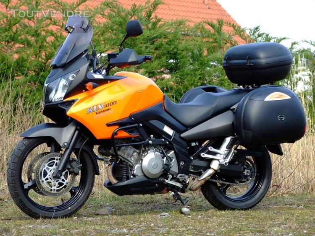 2005 Kawasaki KLV 1000 DL 1000 paquet Voyage V-Strom 229555291