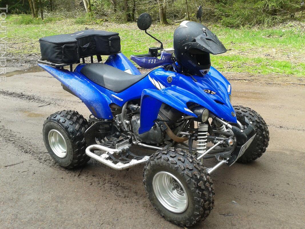 2006 Yamaha Raptor YFM 350 279094499