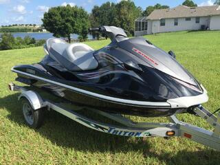 2007 Yamaha VX Cruiser