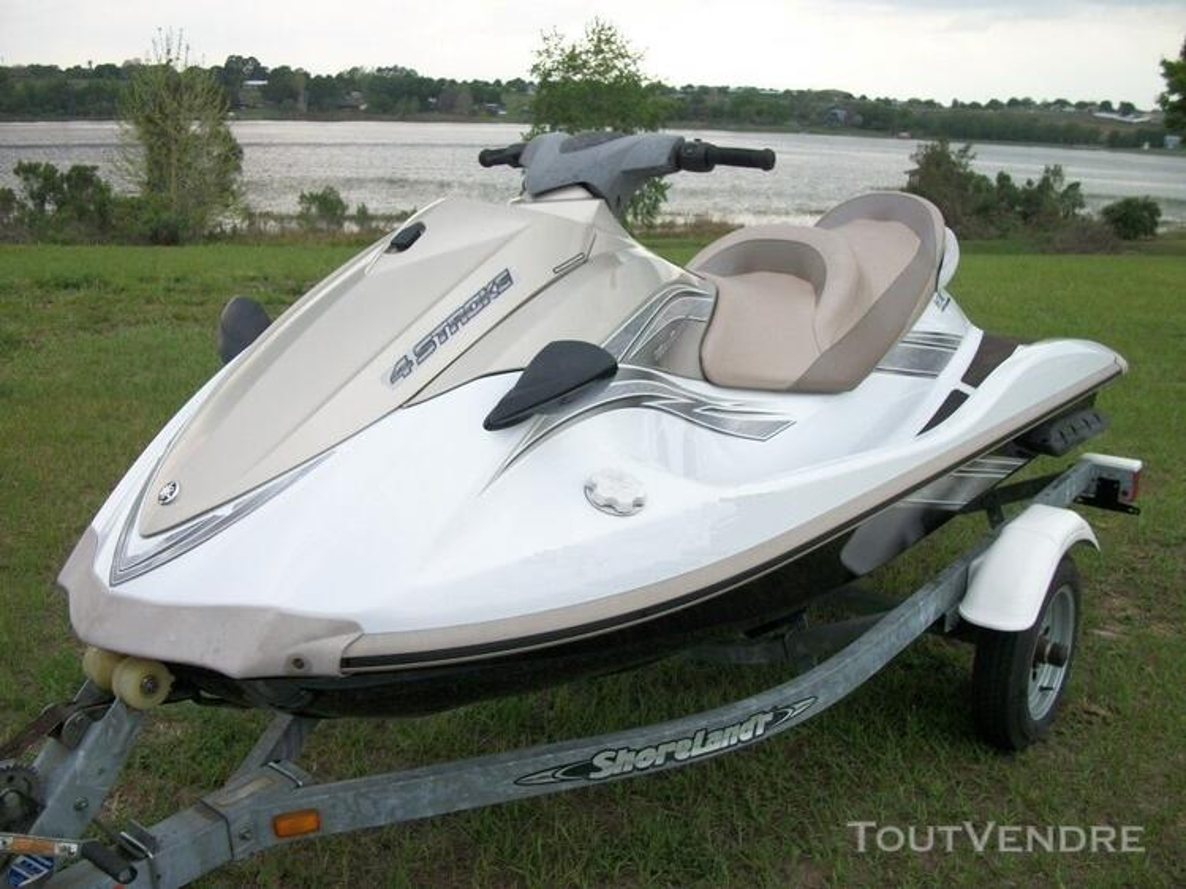 2008 Yamaha VX Cruiser 129532816