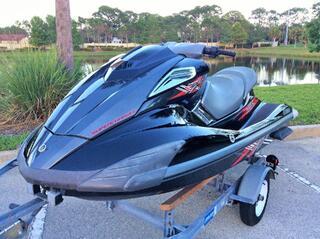 2008 Yamaha Wave Runner FX SHO 1.8 Supercharged