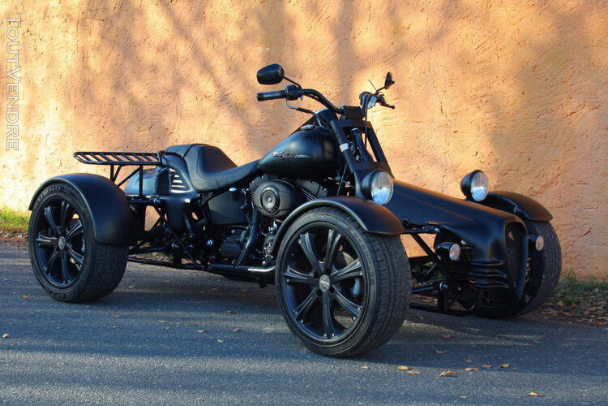 2009 Harley-Davidson FXSTB 435853421