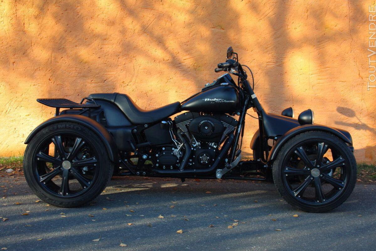 2009 Harley-Davidson FXSTB 435853430