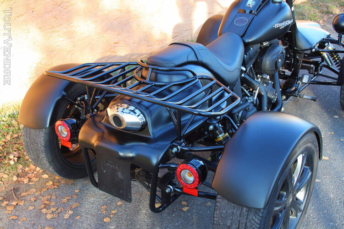 2009 Harley-Davidson FXSTB 435853433