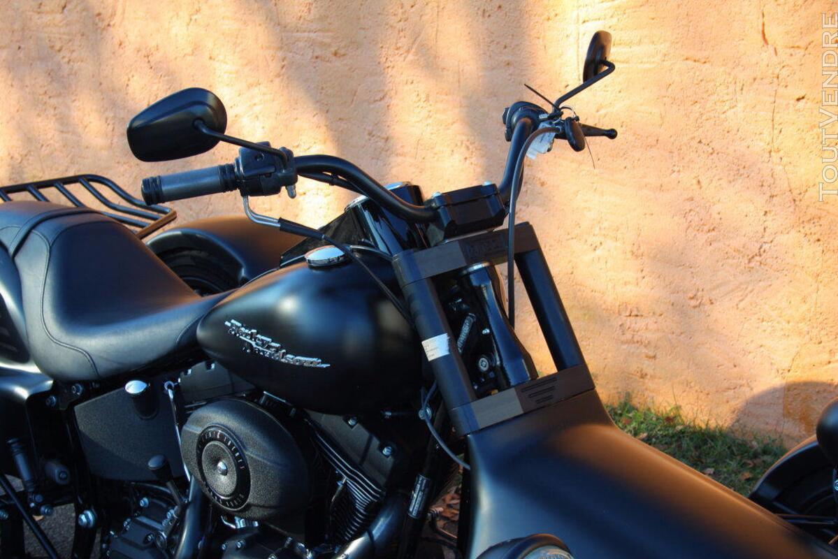 2009 Harley-Davidson FXSTB 652215232