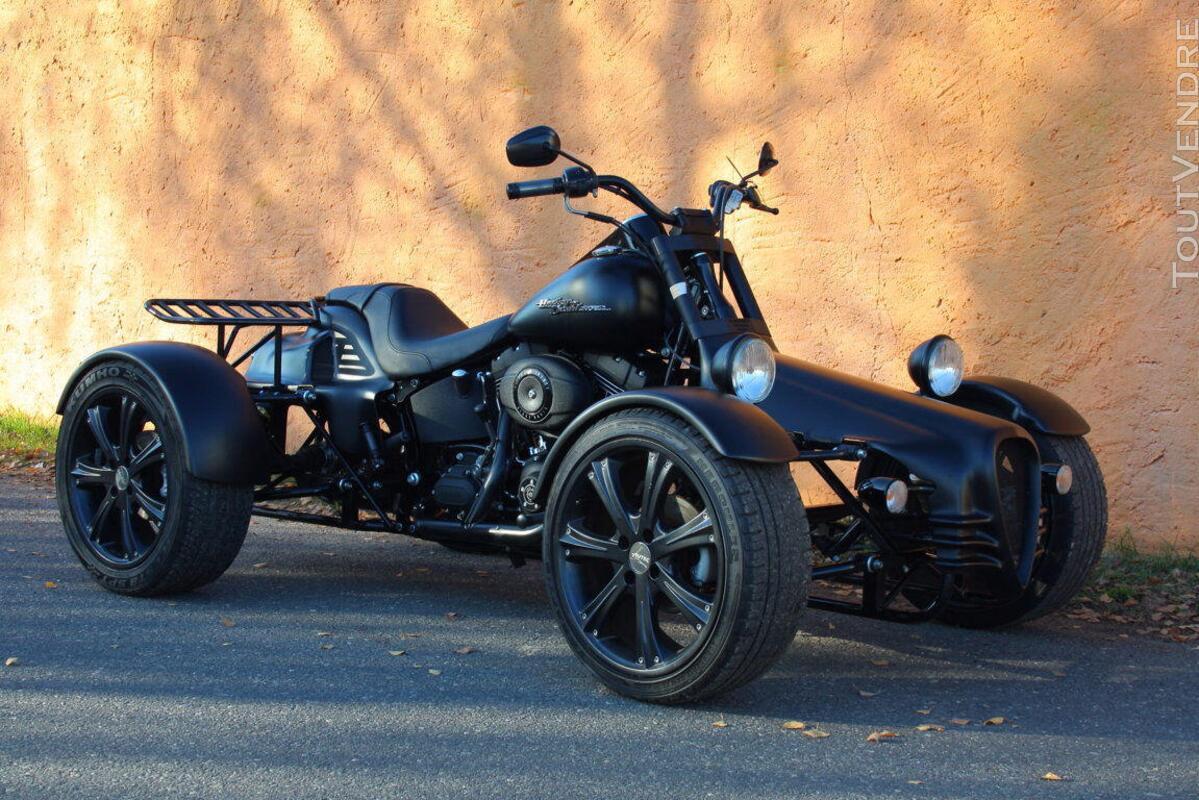 2009 Harley-Davidson FXSTB 652215238