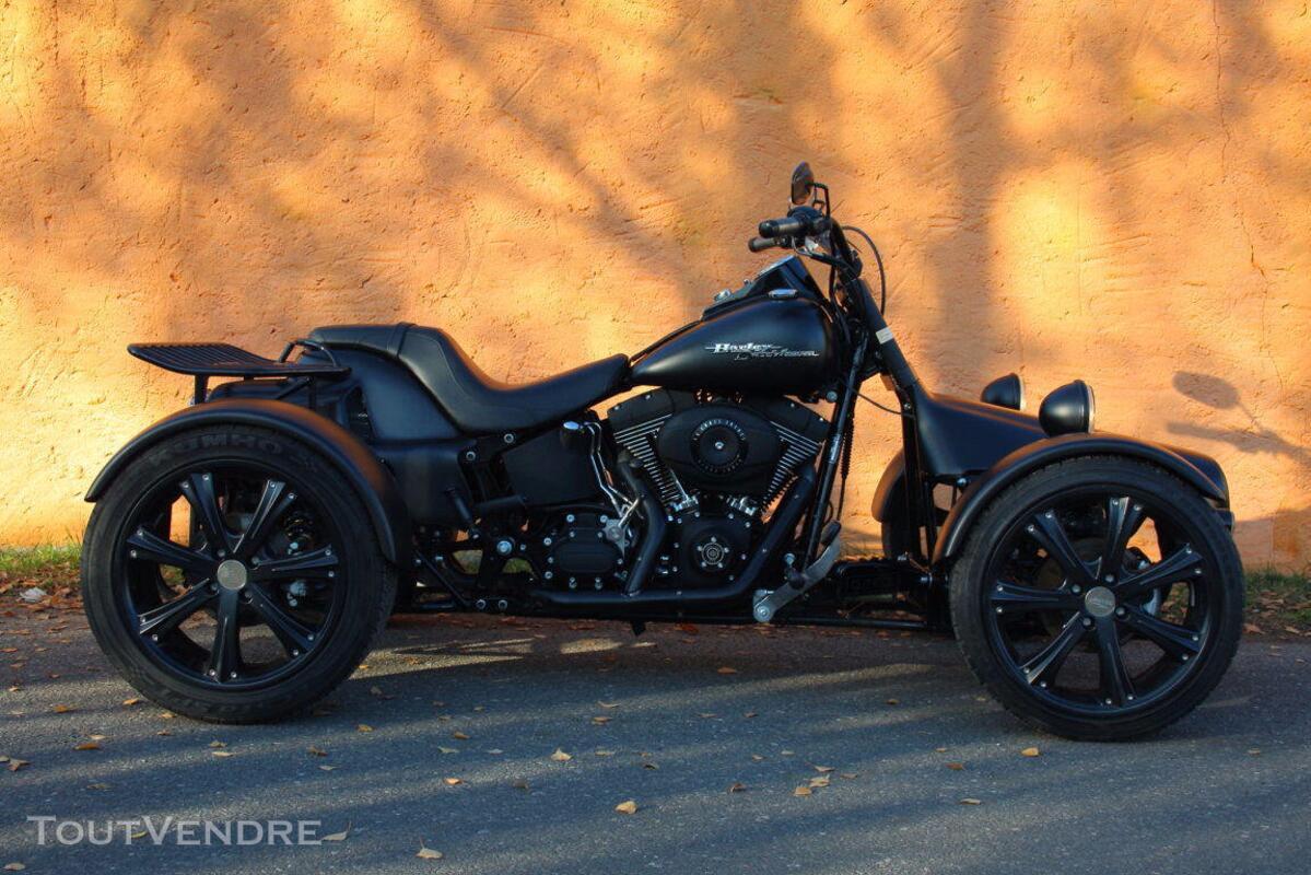 2009 Harley-Davidson FXSTB 652215241