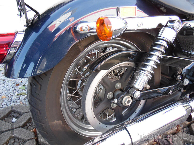 2009 Harley-Davidson XL 883 Sportster Low roues à rayons 237217960