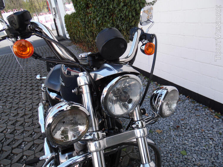 2009 Harley-Davidson XL 883 Sportster Low roues à rayons 237217963