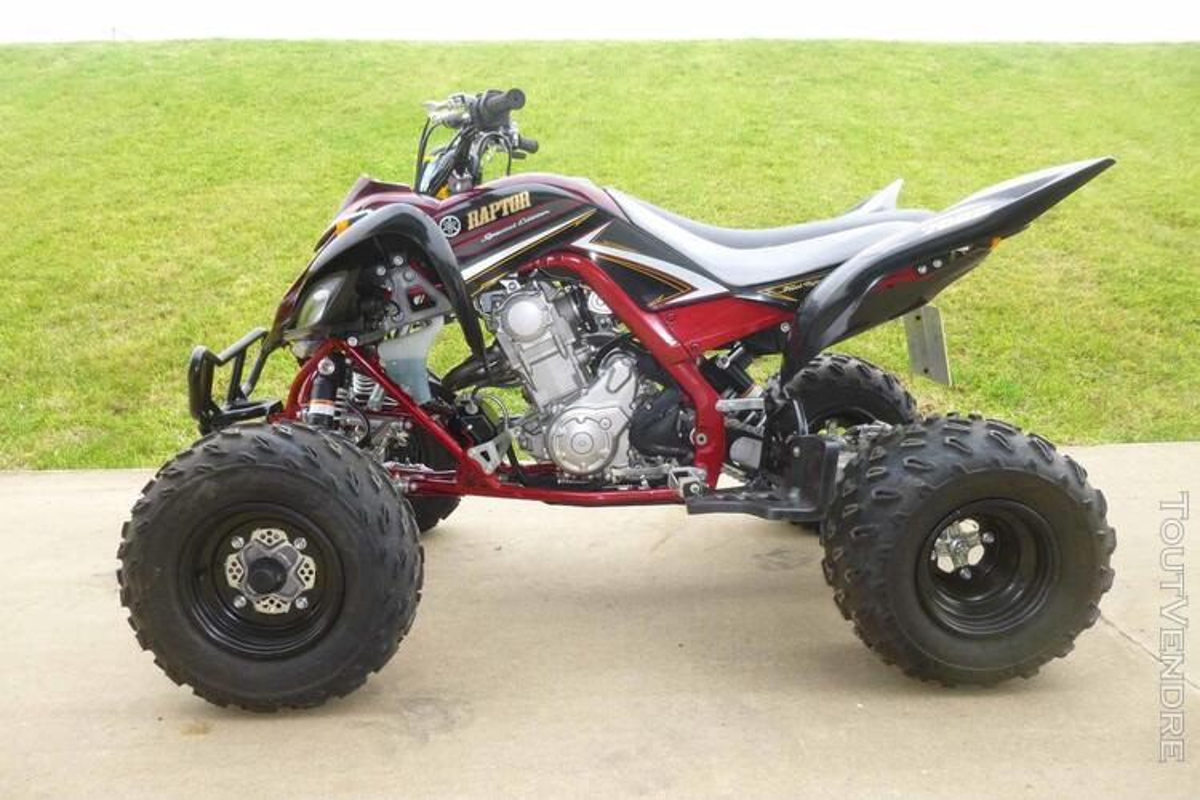 2009 Yamaha Raptor 700R 191328615