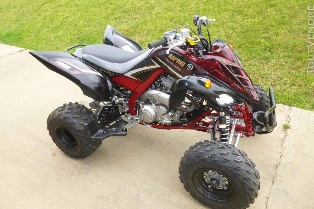 2009 Yamaha Raptor 700R 191328621