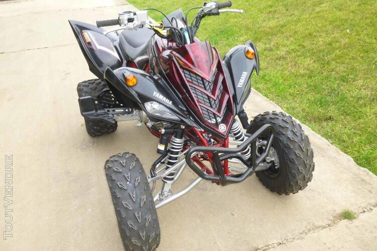 2009 Yamaha Raptor 700R 191328624