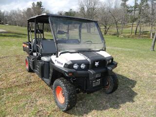 2011 BOBCAT 3400xl 4x4 - FAIT PAR POLARIS RANGER UTV